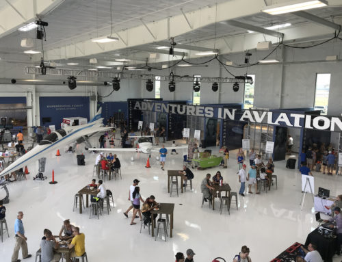 Exploration of Flight – Boeing Blue Sky Gallery