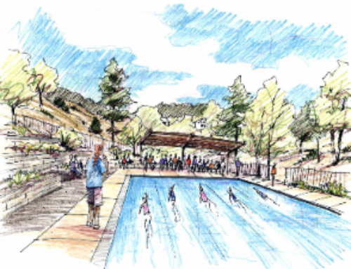 Genesee Community Pool & Tennis Courts