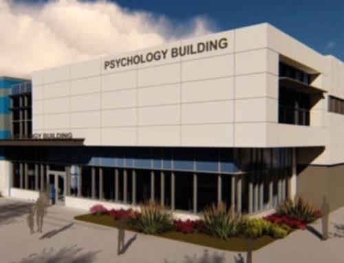 Psychology Building – Colorado State University Pueblo