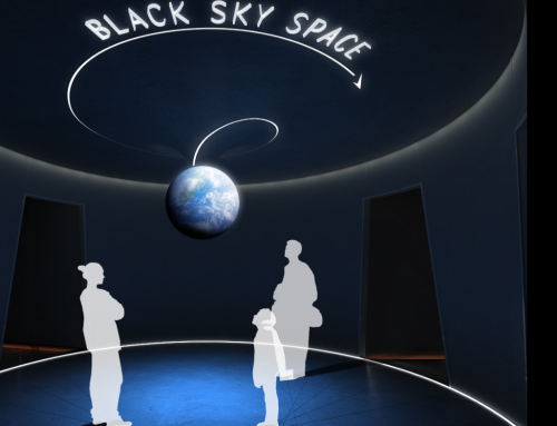 Exploration of Flight – Black Sky Gallery