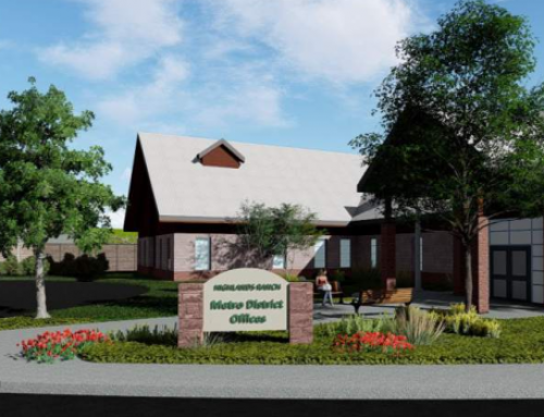 Highlands Ranch Metro District Service Center Renovation