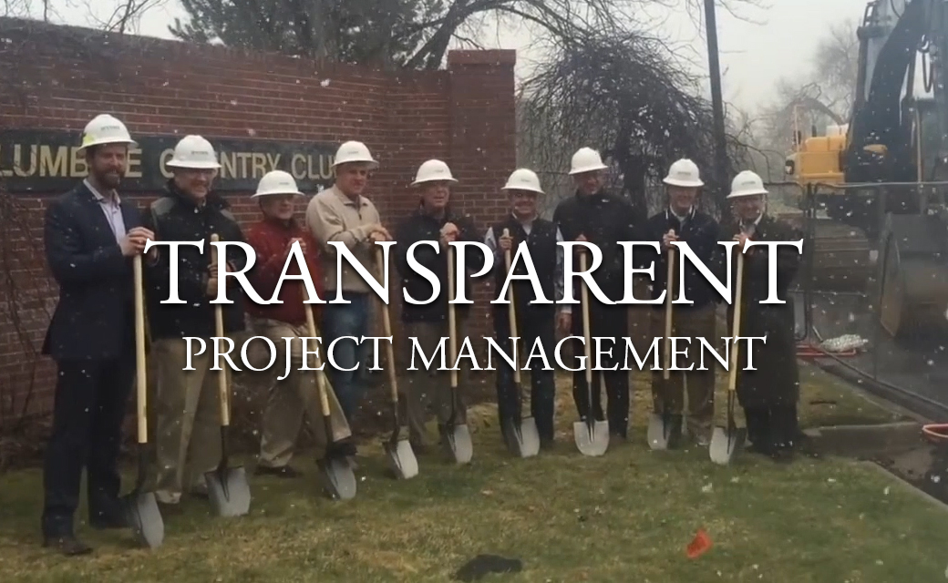 Transparent Project Management