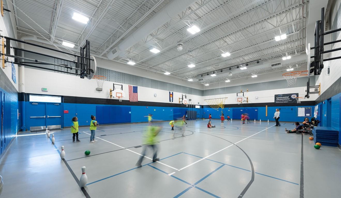 Owner's Representative Centennial Elementary School