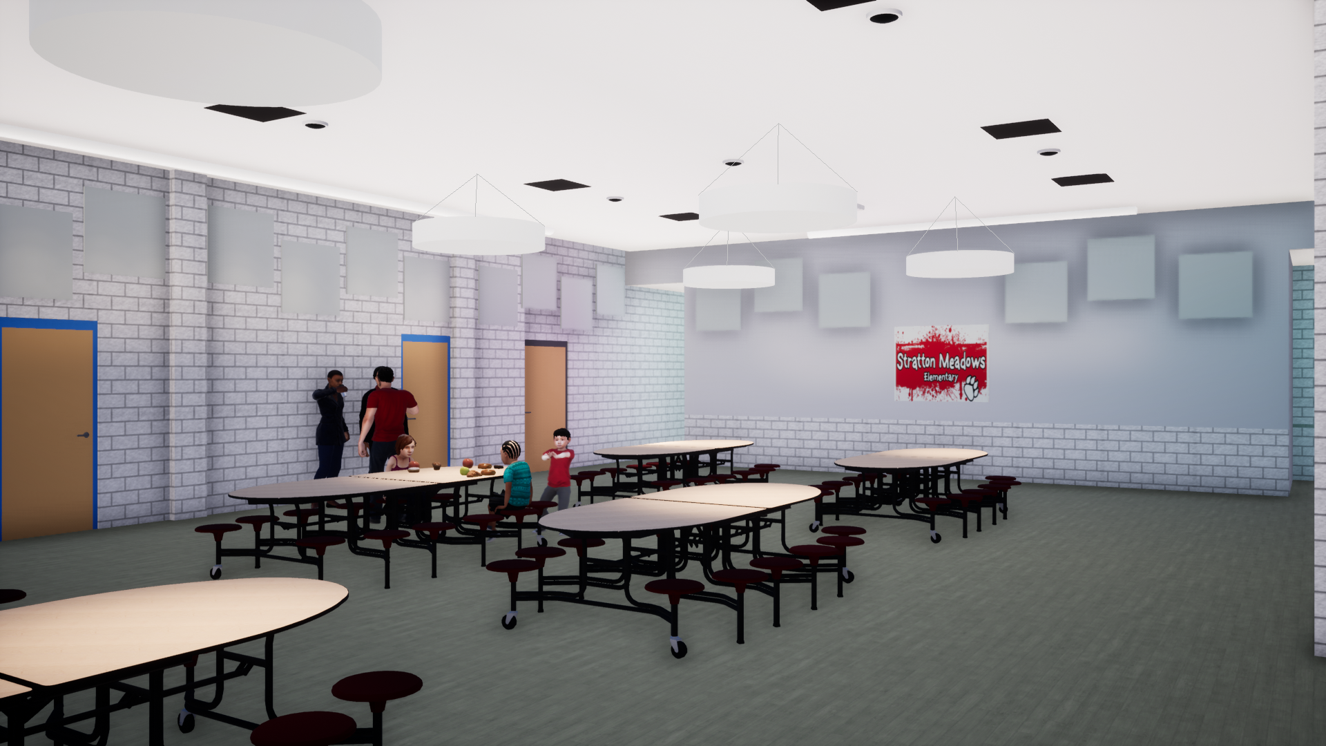 Stratton Meadows Elementary School Project Manager