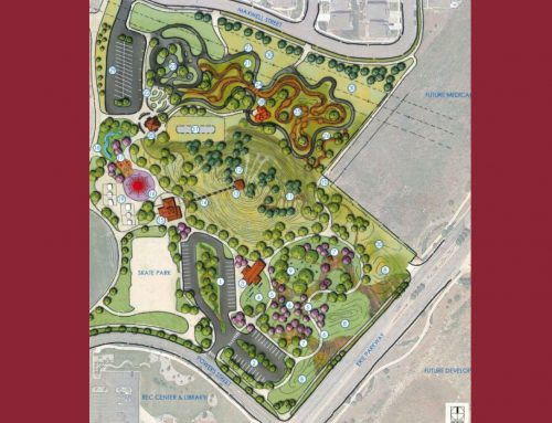 Erie Community Park Final Phase