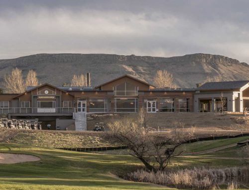 West Woods Golf Club Clubhouse